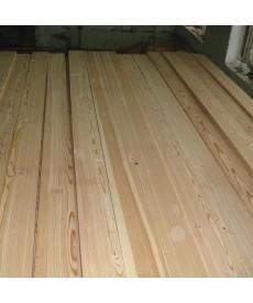 Доска строганная лиственница 25мм*150мм