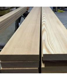Доска строганная лиственница 40мм*150мм