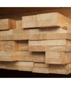 Доска обрезная лиственница 25мм*150мм
