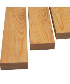 Доска обрезная лиственница 40мм*100мм