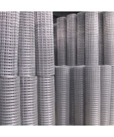 Сетка металлическая 50*50*2,5мм (оцинкованная) - 1,2*10м