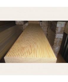 Террасная доска из лиственницы 34мм*90мм (Прима)