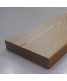 Палубная доска из лиственницы 34мм*140мм (Экстра)
