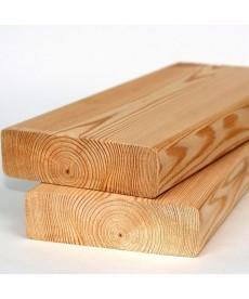 Палубная доска из лиственницы 45мм*140мм (Прима)